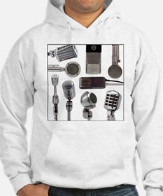 MicrophonesCollage2 Jumper Hoody