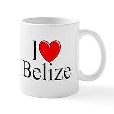 """""""I Love Belize"""" Mug"""