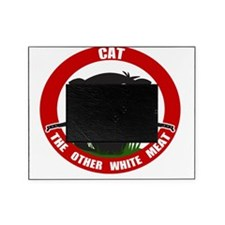 cattheotherwhitemeat.gif Picture Frame