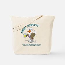 BEERPONGDK Tote Bag