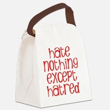 hatenotW Canvas Lunch Bag