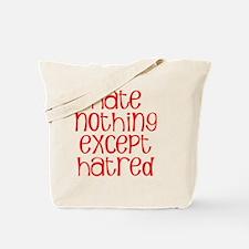 hatenotW Tote Bag