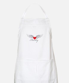 Angel Wings Harley Apron