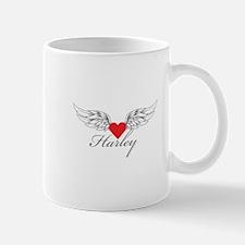 Angel Wings Harley Mugs