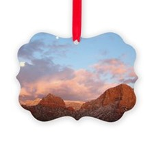 Sedona at Sunset Ornament