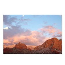 Sedona at Sunset Postcards (Package of 8)