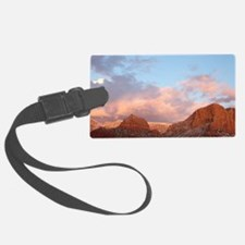Sedona at Sunset Luggage Tag