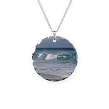 Waves on Friendly Beach Necklace