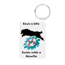 Save a Life Newfoundland S Keychains