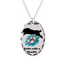 Save a Life Newfoundland Swim Necklace