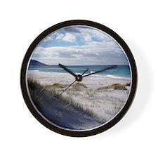 Friendly Beaches Tasmania Wall Clock