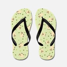 Counting Sheep Flip Flops