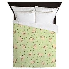 Counting Sheep Queen Duvet