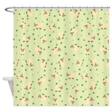 Counting Sheep Shower Curtain
