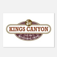 Kings Canyon National Park Postcards (Package of 8