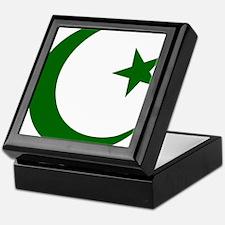 pakistanD Keepsake Box