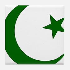 pakistanD Tile Coaster