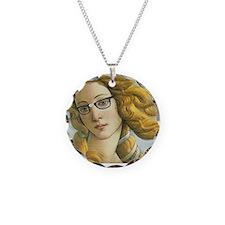 art nerd copy Necklace