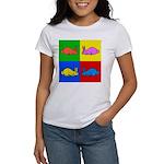 Pop Art Rabbit Women's T-Shirt