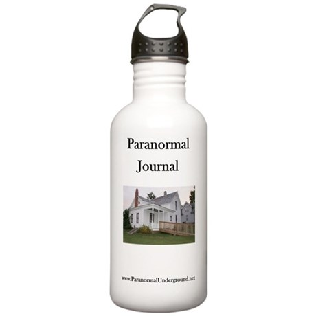 4-Journal Cover Stainless Water Bottle 1.0L