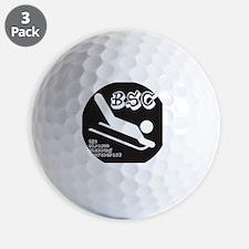 BSClogo Golf Ball