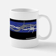 Corrections Thin Blue Line Mug