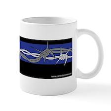 Corrections Thin Blue Line Small Mug
