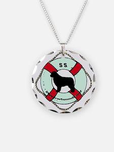 SS Newfoundland Dog Necklace