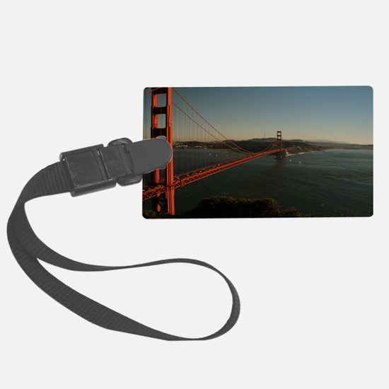 Golden Gate Bridge Luggage Tag