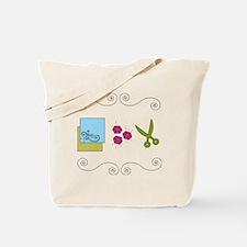 paperrockscissors Tote Bag