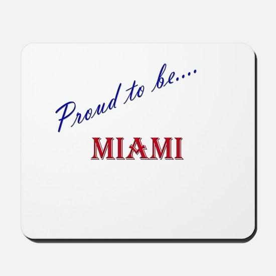 Miami Mousepad