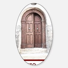Doorway Decal