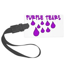 PURPLETEARS Luggage Tag