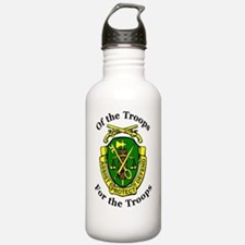 Mp Coat of Arms Large Water Bottle