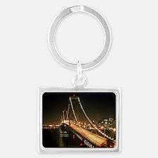 Oakland Bay Bridge Landscape Keychain