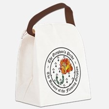 Gryphons Pride Populace Canvas Lunch Bag