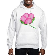 Skull Carnation Hoodie