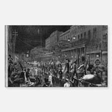 Mystick Krewe of Comus- 1867 Decal