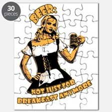 Beer - Not Just For Breakfast Anymore Puzzle