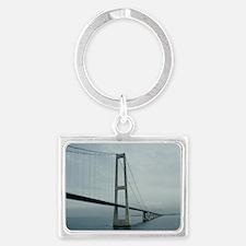 Oresund Bridge Landscape Keychain