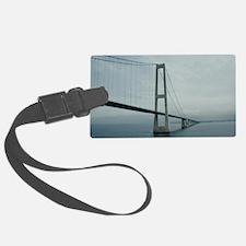Oresund Bridge Luggage Tag