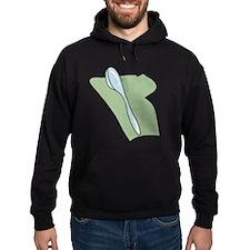 design16_spoon Hoodie