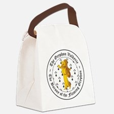GP Valkyrie Gold Canvas Lunch Bag