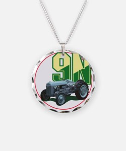 Ford9N-C8trans Necklace