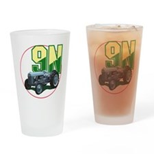 Ford9N-C8trans Drinking Glass