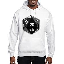 d20 t-shirt Hoodie