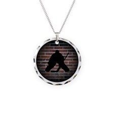 Hockey Goalie Necklace