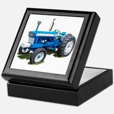 Ford5000-10 Keepsake Box