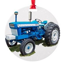 Ford5000-10 Ornament
