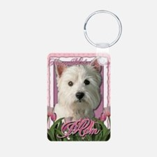 Mothers_Day_Pink_Tulips_We Keychains